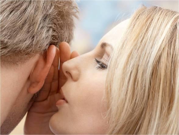 Whisper ear