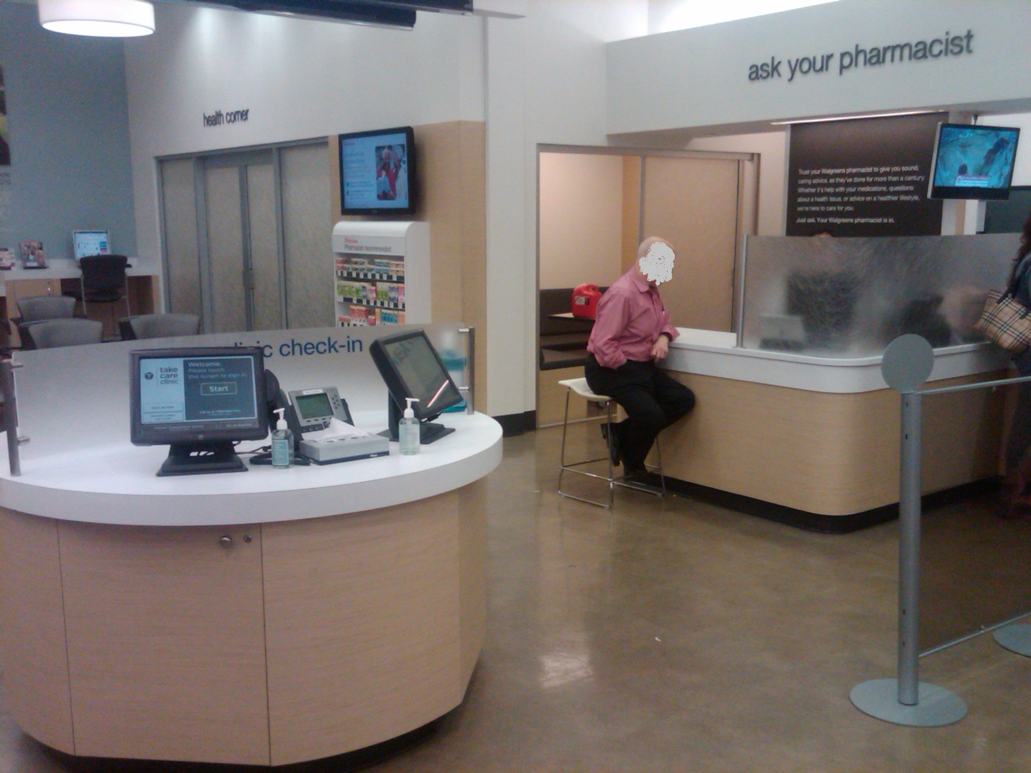 walgreens essays Inside a theranos wellness center at a walgreens store in  news about the ins  and outs of the human body and mind, essays and advice.
